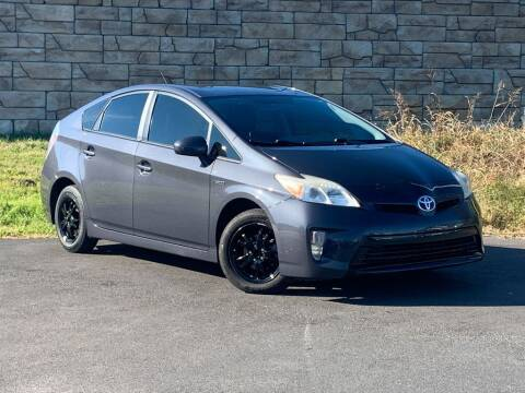 2012 Toyota Prius for sale at Car Hunters LLC in Mount Juliet TN