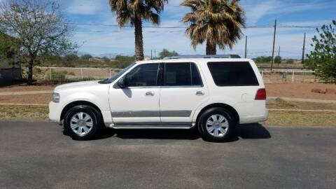2007 Lincoln Navigator for sale at Ryan Richardson Motor Company in Alamogordo NM