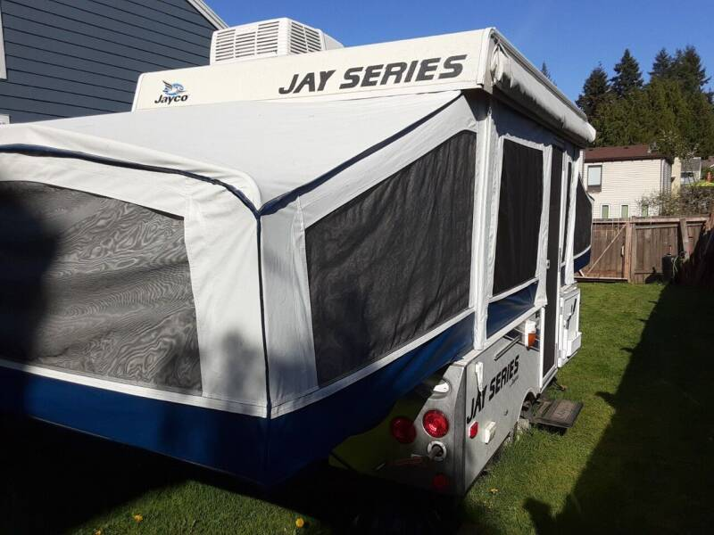 2010 Jayco JAY SERIES 1007 for sale at METROPOLITAN MOTORS in Kirkland WA
