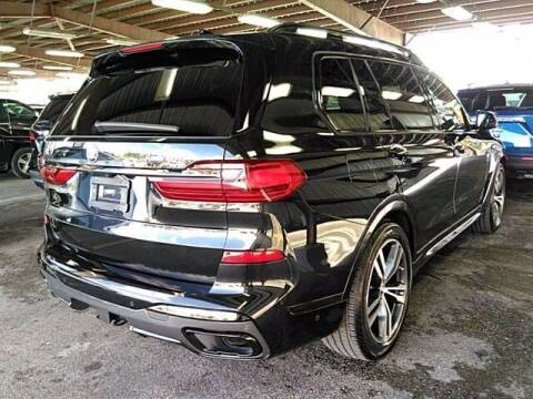 2020 BMW X7 for sale at Auto Finance of Raleigh in Raleigh NC