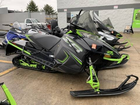 2019 Arctic Cat ZR 6000 SNO PRO ES 137 for sale at Road Track and Trail in Big Bend WI