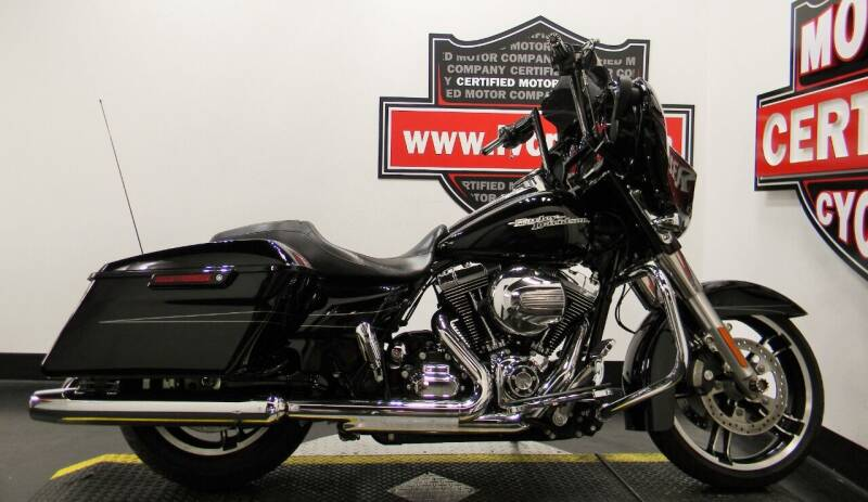 2016 Harley-Davidson STREET GLIDE SPECIAL for sale at Certified Motor Company in Las Vegas NV