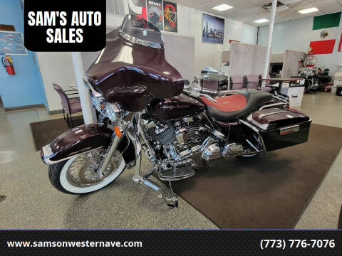 2007 Harley-Davidson Road King for sale at SAM'S AUTO SALES in Chicago IL