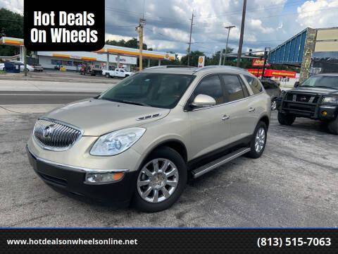 2011 Buick Enclave for sale at Hot Deals On Wheels in Tampa FL