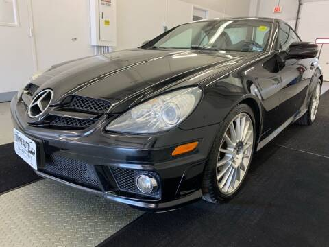 2011 Mercedes-Benz SLK for sale at TOWNE AUTO BROKERS in Virginia Beach VA