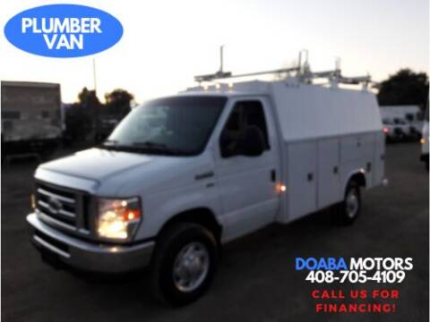 2015 Ford E-Series Chassis for sale at DOABA Motors - Work Truck in San Jose CA