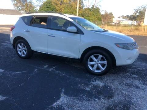 2009 Nissan Murano for sale at Bavarian motor Group LLC in Dothan AL