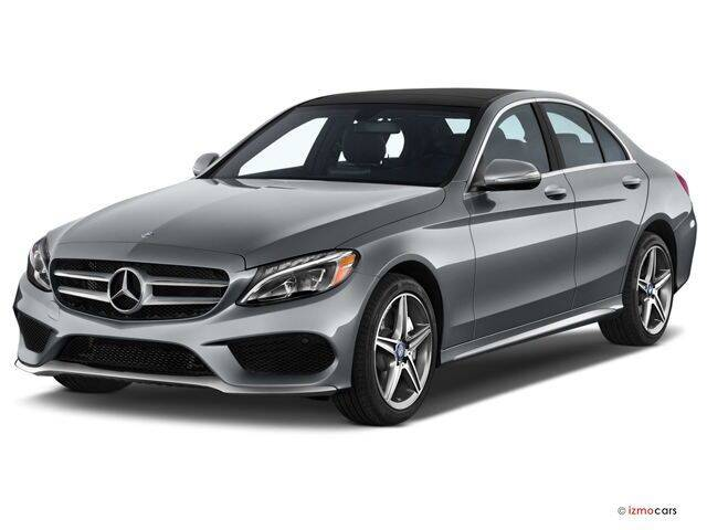 2014 Mercedes-Benz C-Class for sale at ATLANTIC MOTORS GP LLC in Houston TX
