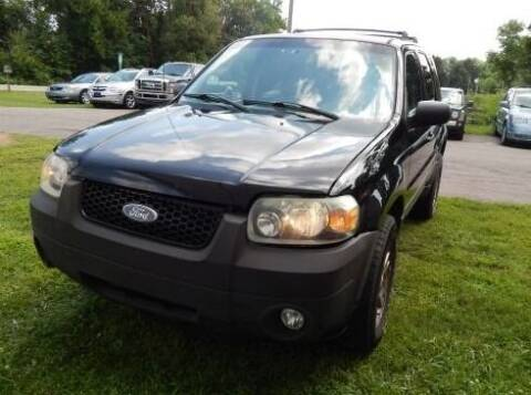 2007 Ford Escape for sale at PARAGON AUTO SALES in Portage MI