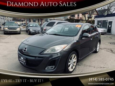 2010 Mazda MAZDA3 for sale at Diamond Auto Sales in Milwaukee WI