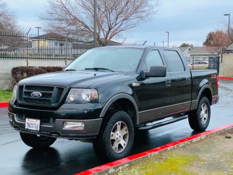 2004 Ford F-150 for sale at United Star Motors in Sacramento CA