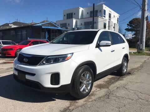 2014 Kia Sorento for sale at Saipan Auto Sales in Houston TX