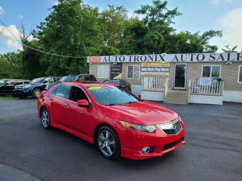 2013 Acura TSX for sale at Auto Tronix in Lexington KY