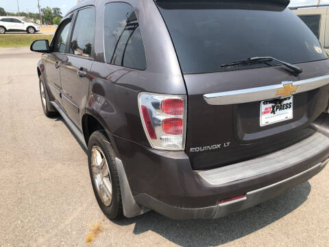 2008 Chevrolet Equinox for sale at Auto Credit Xpress in North Little Rock AR