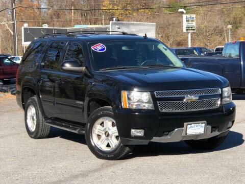 2011 Chevrolet Tahoe for sale at Jarboe Motors in Westminster MD