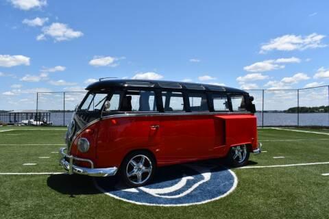 1966 Volkswagen Bus for sale at Gulf Coast Exotic Auto in Biloxi MS