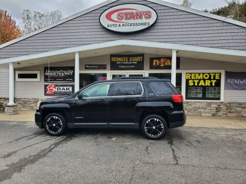 2017 GMC Terrain for sale at Stans Auto Sales in Wayland MI