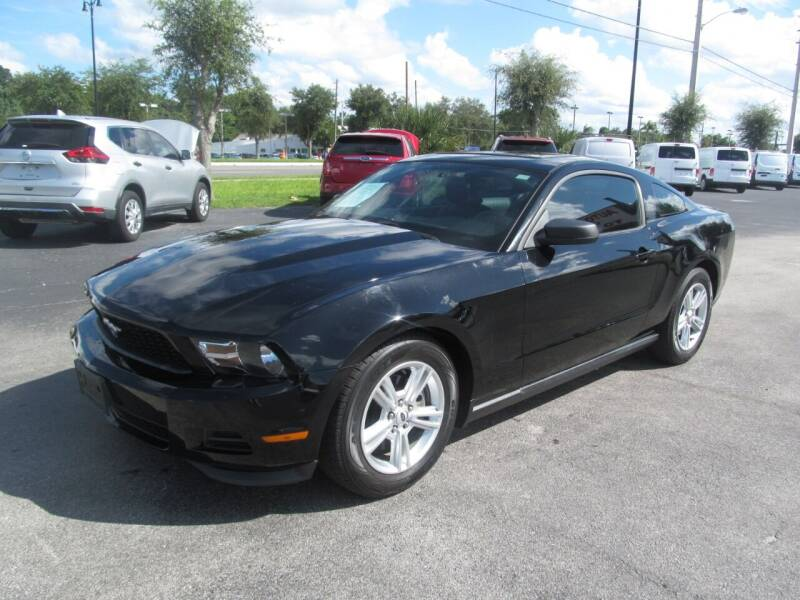 2012 Ford Mustang for sale at Blue Book Cars in Sanford FL