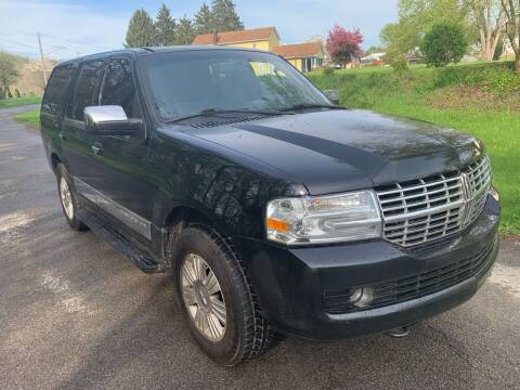2007 Lincoln Navigator for sale at Trocci's Auto Sales in West Pittsburg PA