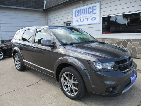 2017 Dodge Journey for sale at Choice Auto in Carroll IA
