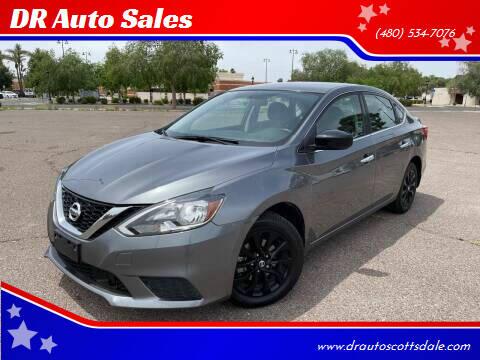 2018 Nissan Sentra for sale at DR Auto Sales in Scottsdale AZ