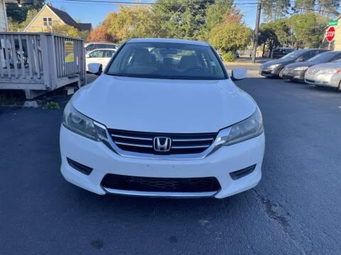 2013 Honda Accord for sale at Life Auto Sales in Tacoma WA