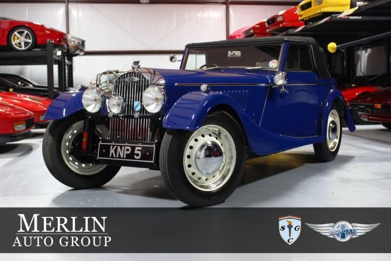 1951 Morgan Plus 4 for sale in Atlanta, GA