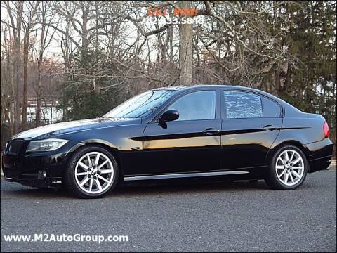 2009 BMW 3 Series for sale at M2 Auto Group Llc. EAST BRUNSWICK in East Brunswick NJ