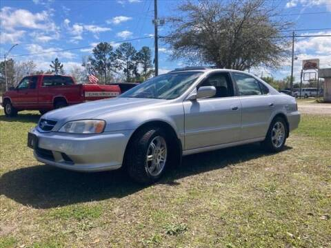 2000 Acura TL for sale at NETWORK TRANSPORTATION INC in Jacksonville FL
