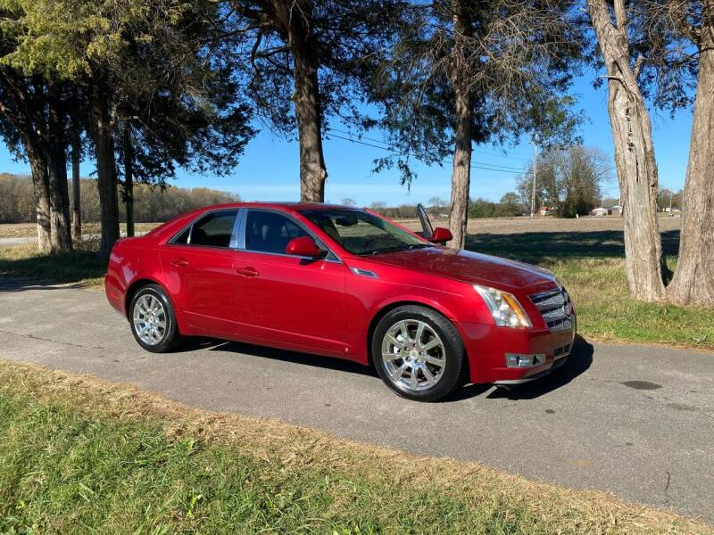 2009 Cadillac CTS for sale at Tennessee Valley Wholesale Autos LLC in Huntsville AL