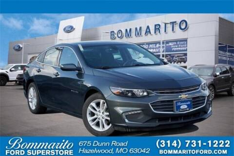 2018 Chevrolet Malibu for sale at NICK FARACE AT BOMMARITO FORD in Hazelwood MO