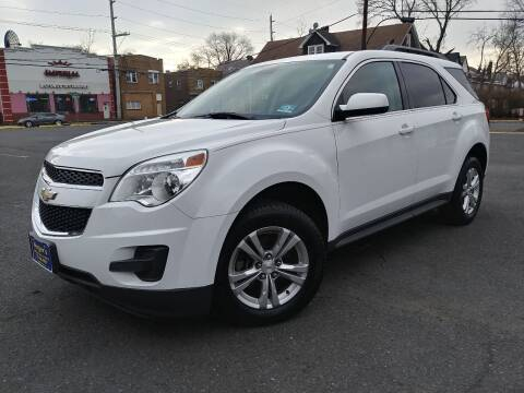 2013 Chevrolet Equinox for sale at Nerger's Auto Express in Bound Brook NJ
