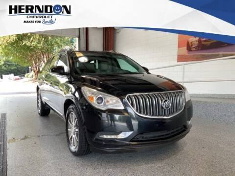 2014 Buick Enclave for sale at Herndon Chevrolet in Lexington SC
