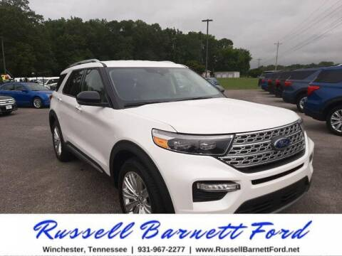 2020 Ford Explorer for sale at Oskar  Sells Cars in Winchester TN