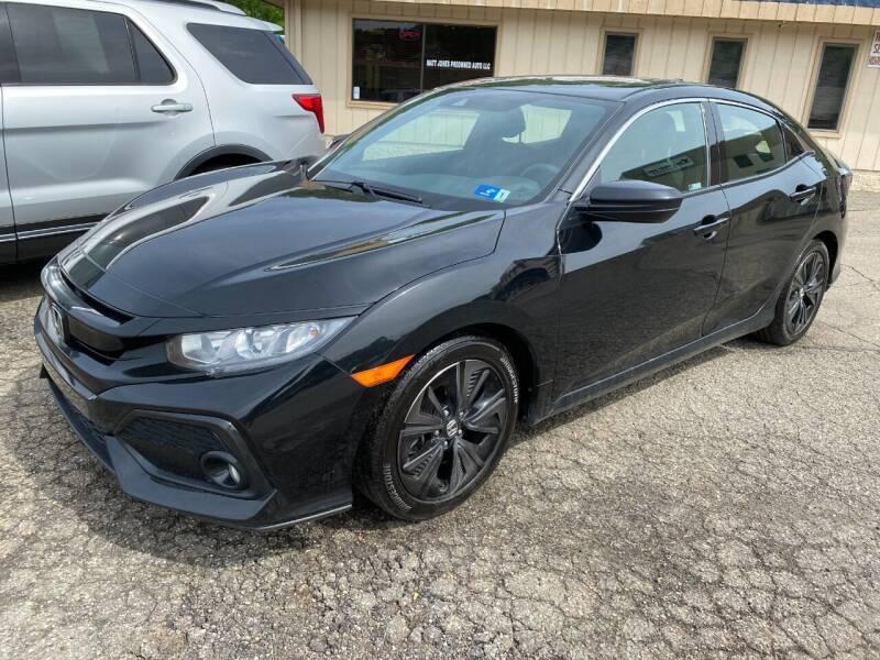 2019 Honda Civic for sale at Matt Jones Preowned Auto in Wheeling WV