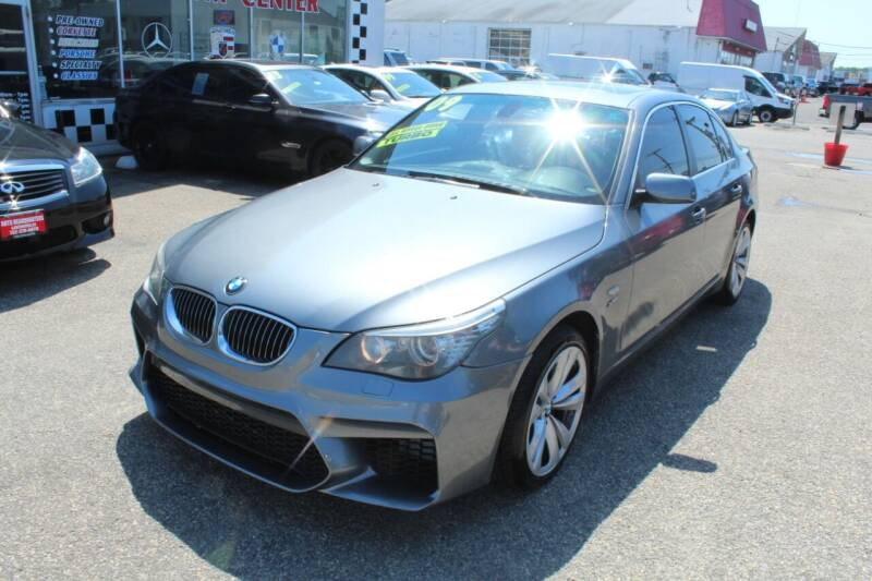 2009 BMW 5 Series for sale at Auto Headquarters in Lakewood NJ