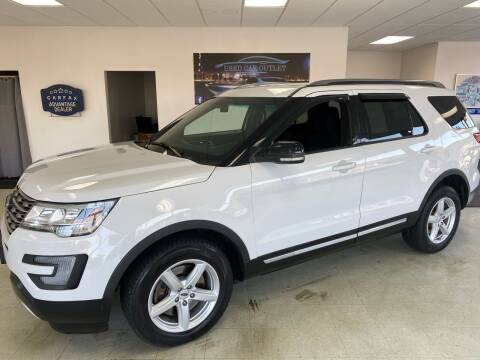2016 Ford Explorer for sale at Used Car Outlet in Bloomington IL