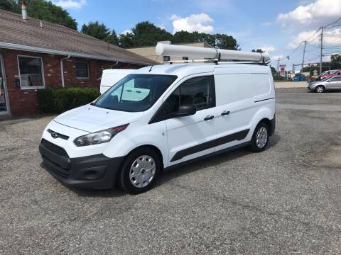2015 Ford Transit Connect Cargo for sale at J.W.P. Sales in Worcester MA