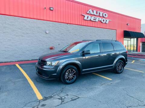 2018 Dodge Journey for sale at Auto Depot of Smyrna in Smyrna TN