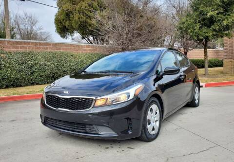 2017 Kia Forte for sale at International Auto Sales in Garland TX