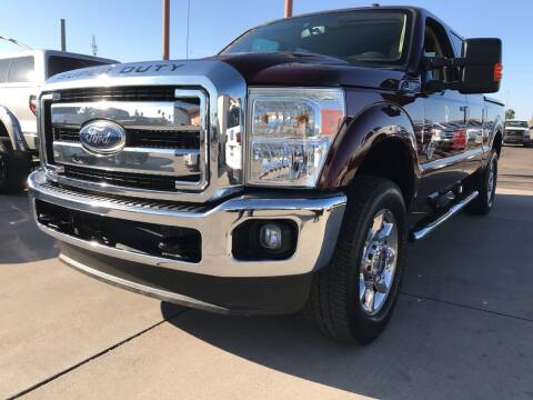 2011 Ford F-250 Super Duty for sale at Town and Country Motors in Mesa AZ