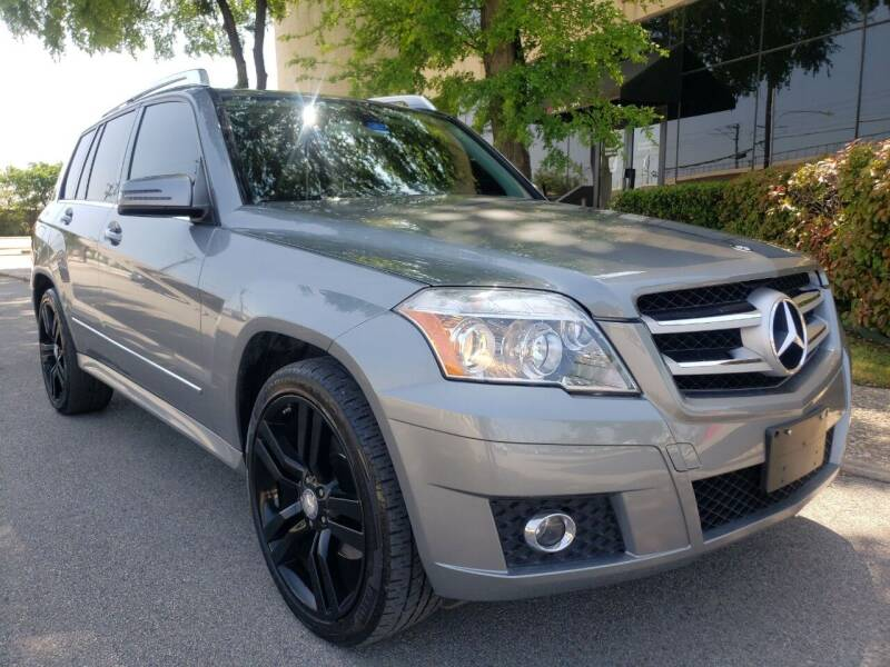 2012 Mercedes-Benz GLK for sale at Best Royal Car Sales in Dallas TX