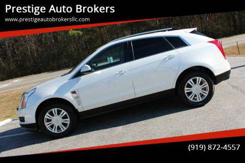 2011 Cadillac SRX for sale at Prestige Auto Brokers in Raleigh NC