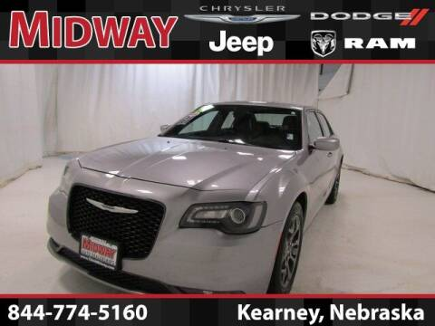 2016 Chrysler 300 for sale at MIDWAY CHRYSLER DODGE JEEP RAM in Kearney NE