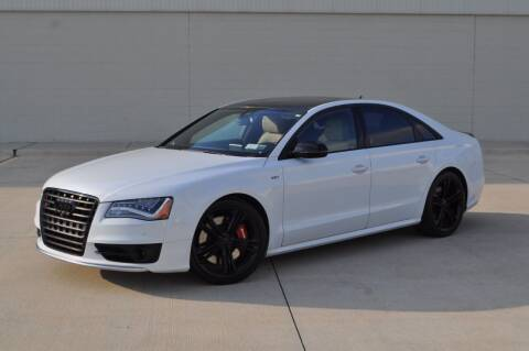 2013 Audi S8 for sale at Select Motor Group in Macomb MI