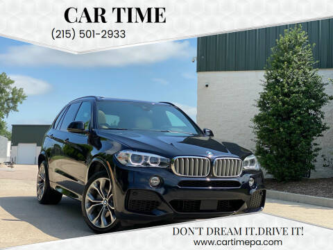 2014 BMW X5 for sale at Car Time in Philadelphia PA