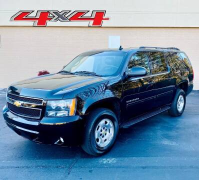 2014 Chevrolet Suburban for sale at Monterrey Auto Brokers in Decatur GA