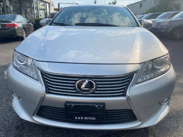 2013 Lexus ES 350 for sale at A&R Motors in Baltimore MD