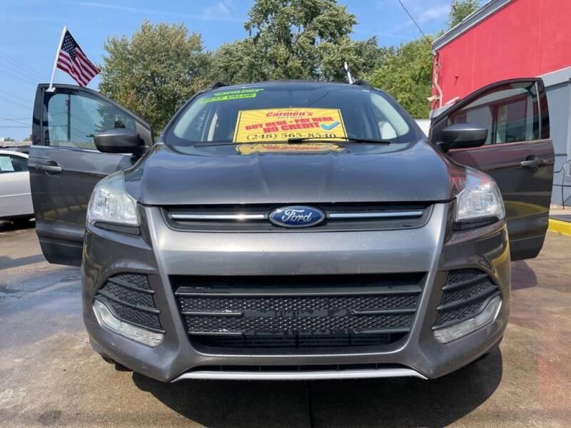 2013 Ford Escape for sale at Carmen's Auto Sales in Hazel Park MI