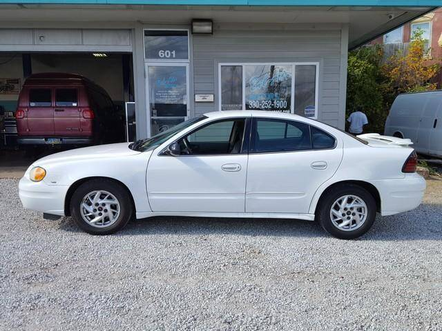 2004 Pontiac Grand Am for sale at BELAIR MOTORS in Akron OH